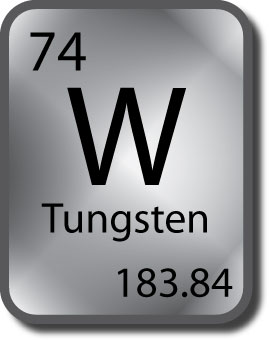 Tungsten Label
